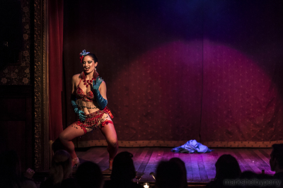 Your Burlesque, Your Rules